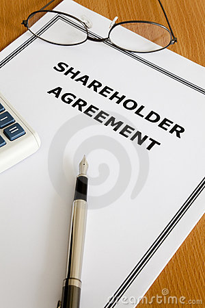 Shareholders Agreement Preparation For Pvt Ltd Company